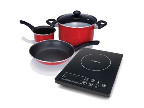 induction hob yuppiechef hobs stoves ovens mellerware induction set 46004 was sold for r1 699 00 on 1 feb at