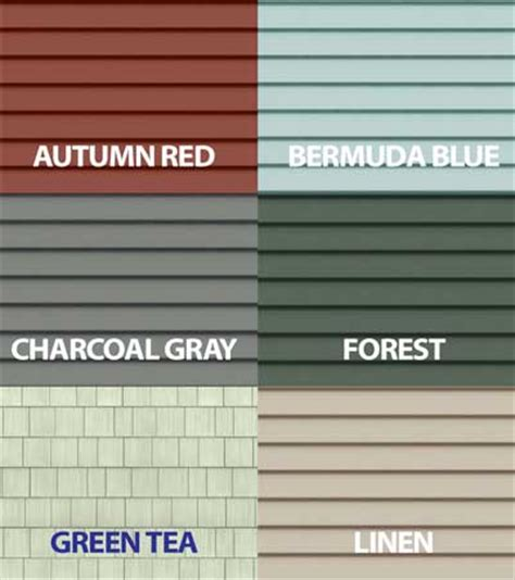 certainteed siding colors erie materials