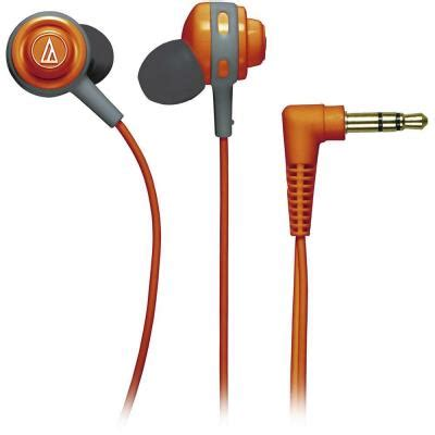 Audio Technica Ath Ws770is Gm Bass Headphones audio technica bass in ear headphones ath cor150or the home depot