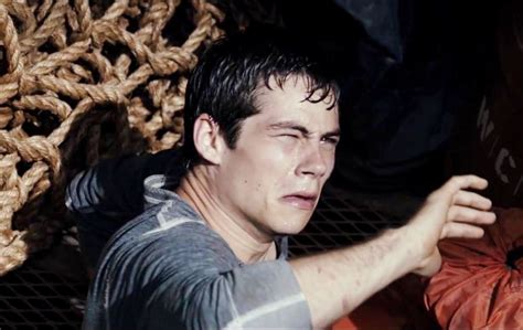 the maze runner movie images featuring dylan o brien maze runner 3 dylan o brien injured viral cypher