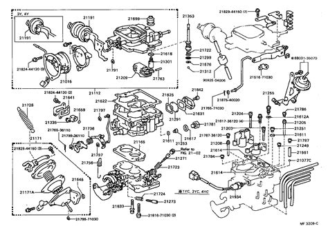 toyota diagrams parts toyota 22r engine parts diagram electrical schematic