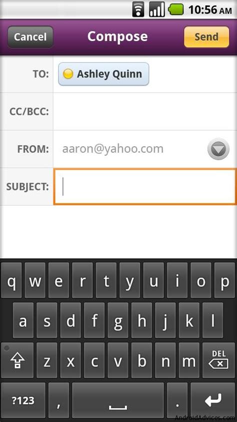 yahoo mail app for android how to setup yahoo mail on android devices android advices