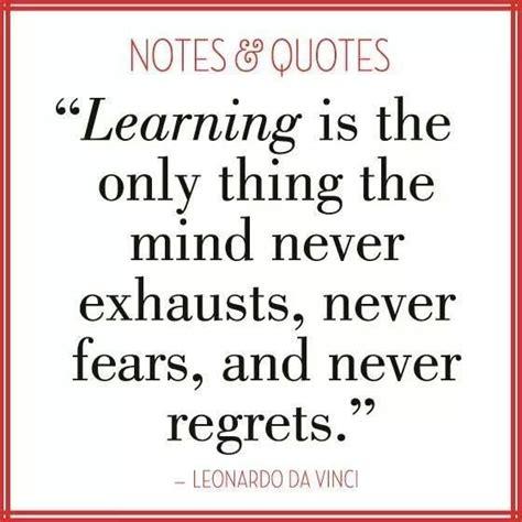 leonardo da vinci biography education leonardo da vinci learning is the only thing the mind