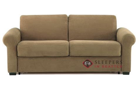 customize and personalize sleepover fabric sofa by