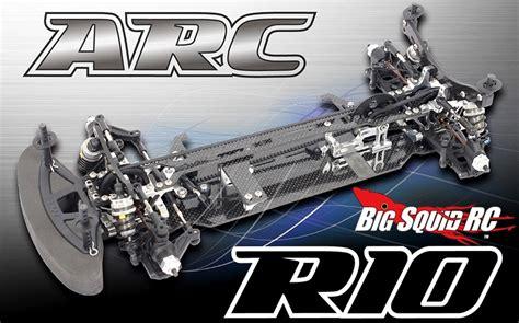 2015 Arc R10 Touring Car « Big Squid RC ? News, Reviews