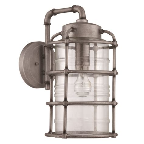 Outdoor Galvanized Lighting Craftmade Lighting Hadley Aged Galvanized Outdoor Wall Light Z2134 16 Destination Lighting