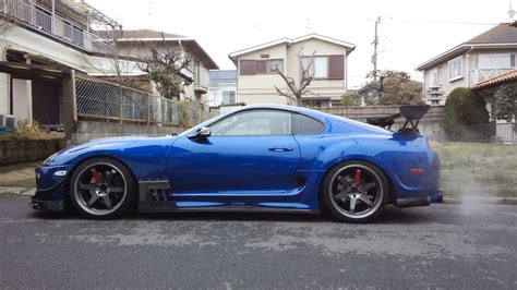 supra modified jza80 mkiv supra spec r full aero shine auto project