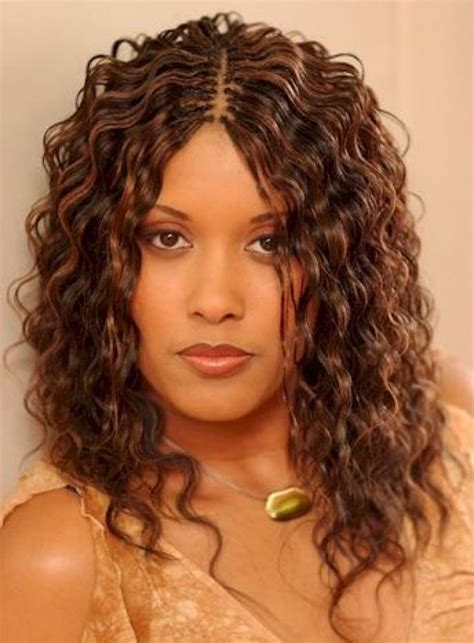 american n wavy hairstyles 17 best images about cute hairstyles for women on