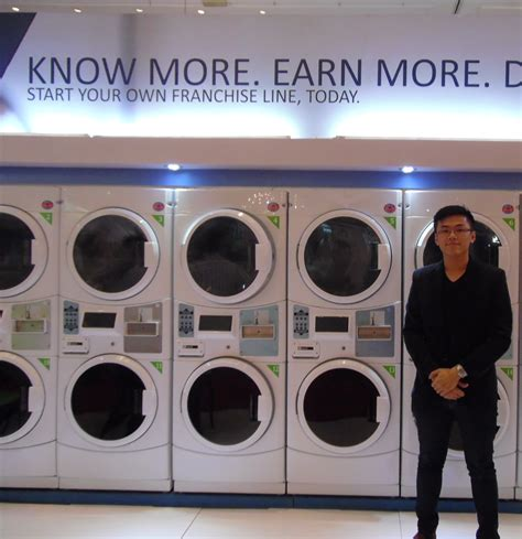 Mesin Cuci Koin Maytag menakar potensi bisnis laundry koin ala maytag laundry