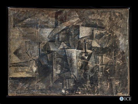 picasso paintings returned stolen picasso painting la coiffeusse returned after 14