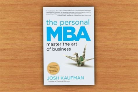 The Personal Mba by The Personal Mba Book Review Narps