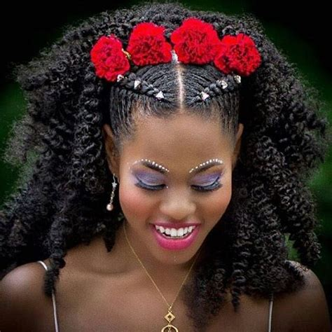 braided hairstyles for black inspiring half cornrow women best 25 half cornrows ideas on pinterest braids