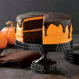 chocolate pumpkin halloween cake chocolate cake blog