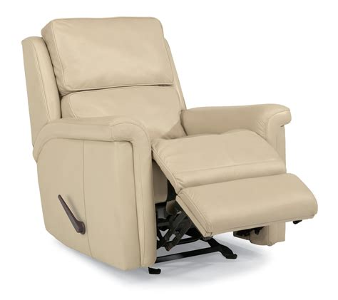 Flexsteel Latitudes Tosha Modern Rocker Recliner With