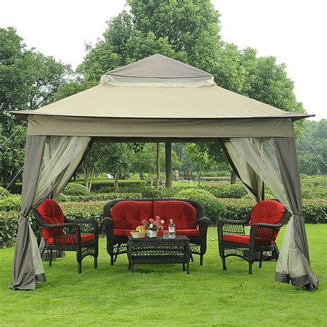 26 Portable Gazebos That Will Keep The Bugs Out Portable Patio Gazebo