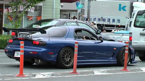 all types of mazda 1992 mazda rx 7 type r blue fd3s youtube