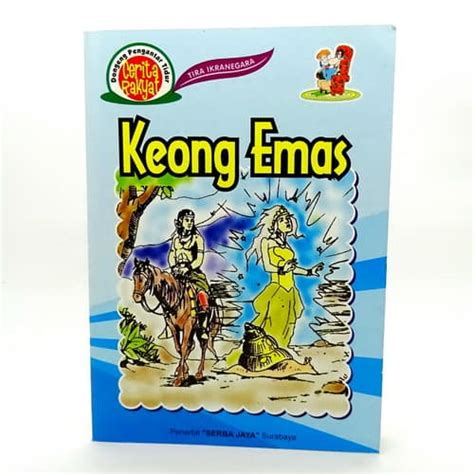 format buku skrap cerita rakyat buku cerita rakyat keong emas pusaka dunia