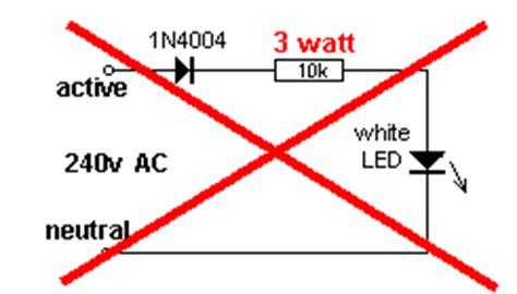 3 watt led resistor calculator 30 led projects