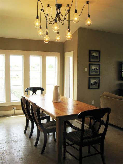 dining room lightning  modern home interior design