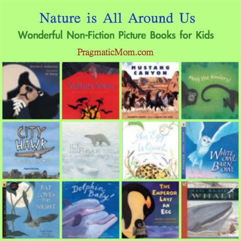 fiction books best non fiction picture books for pragmaticmom