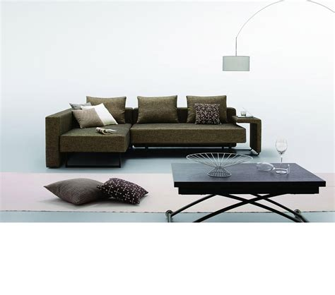modern sofa with chaise dreamfurniture olympic modern fabric sofa with chaise