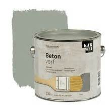 karwei betonverf antraciet karwei betonverf zijdeglans antraciet 750 ml betonverf