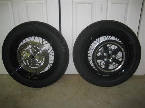 wheels  tires harley davidson forums