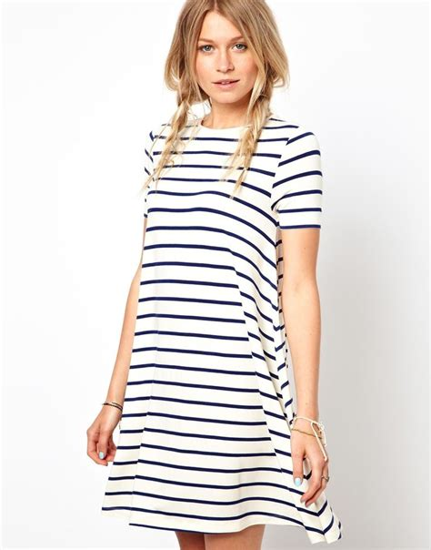 striped swing dress casual dress bri s wishlist pinterest sack dresses