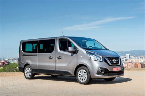 2017 nissan minivan 2017 nissan nv300 replaces primastar van autoevolution