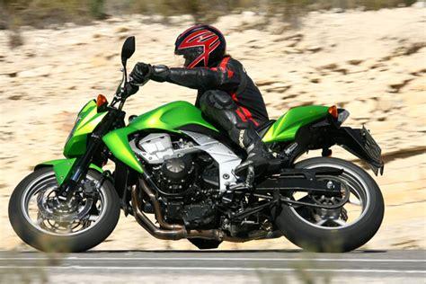 Womit Motorrad Trocknen by Kawasaki Z 750 Test Testbericht