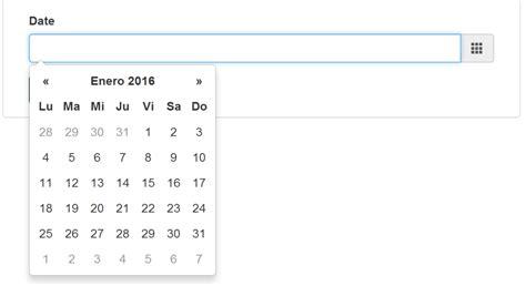 calendario bootstrap calendario bootstrap con jquery formulario con datepicker en laravel styde net