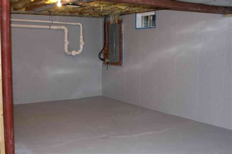 waterproofing basement concrete walls