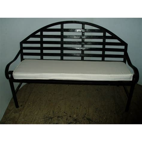 wrought iron loveseat bench wrought iron love seat benches product catalog