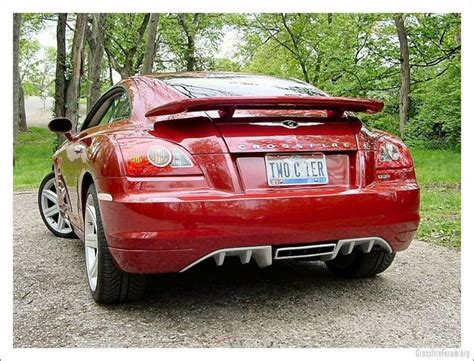 Chrysler Crossfire Exhaust by Flow Exhaust Tip Installed Page 2