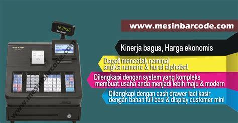 Mesin Kasir Register Barcode definisi mesin kasir register
