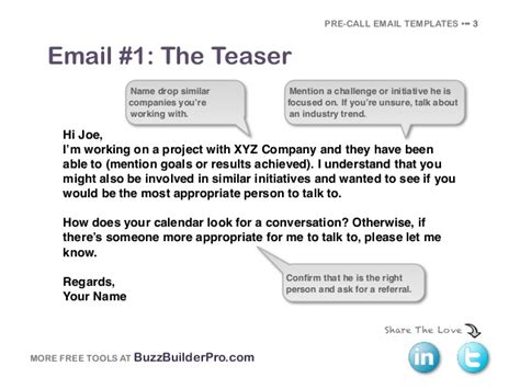 Cold Emailing Templates For Prospecting The Best Cold Email Template