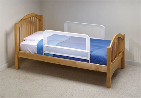 child s bed rail children s mesh bed rail telescopic double pack