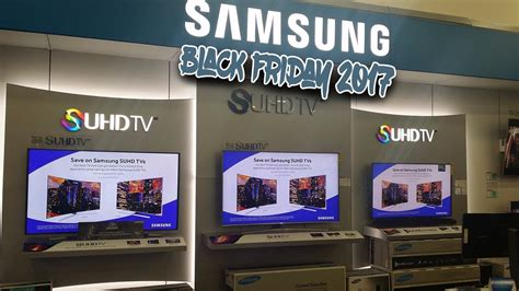 black friday 2017 samsung blockbuster deals