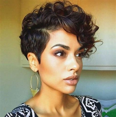 short haircuts for indian curly hair 224 best cute post chemo hairstyles to consider images on