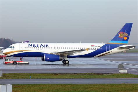 Air Second nile air second largest airline in cairo oag daily news