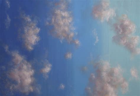 sky and clouds ceiling mural painting by richard ancheta