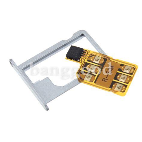 nano r sim 6 unlock sim card adapter for iphone 5 5g us