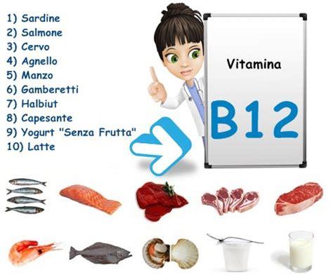 vit b12 alimenti vitamina b12 cobalamina cianocobalamina vitamine