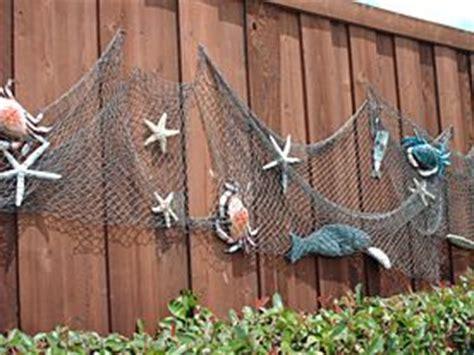 Fishnet Decorating Ideas by Best 25 Fishing Net Decor Ideas On Fish Net