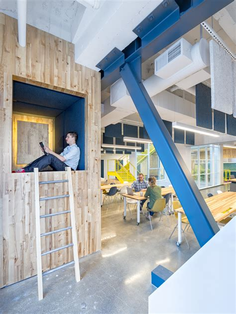 Capital One Executive Office by Capital One Lab Studio O A Archdaily