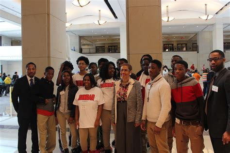 mail house gov d c students at the capitol congresswoman eleanor holmes norton