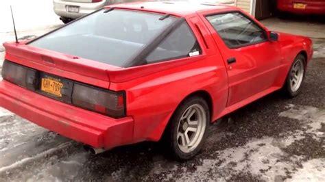 1988 Chrysler Conquest Tsi by 1988 Chrysler Conquest Tsi For Sale