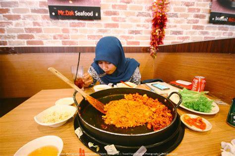 mrdakgalbi makanan korea sedap murah