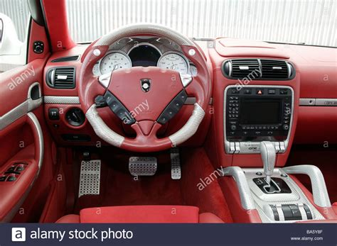 Cockpit Auto by Car Porsche Gemballa Cockpit Dashboard No Property Release