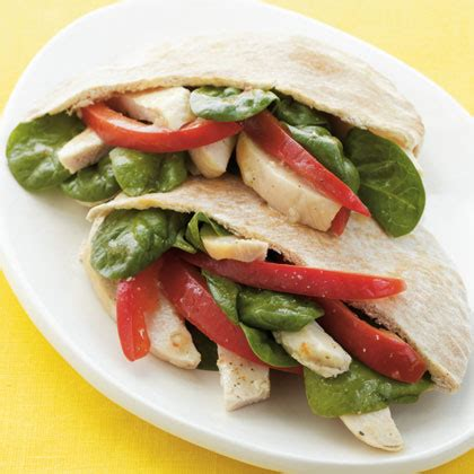cucina greca pita chicken pita sandwich health